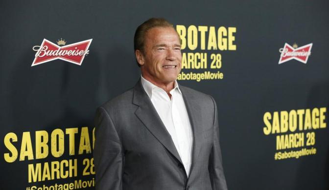 Arnold Schwarzenegger: I didn't have the foggiest that 'I'll be back' would become the most quoted line in movie history
