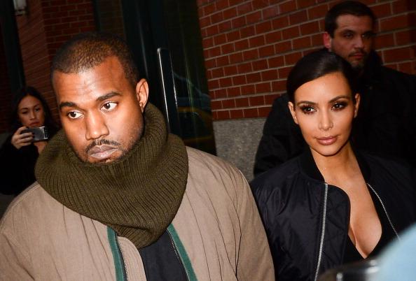 Kanye & Kim cover Vogue Magazine