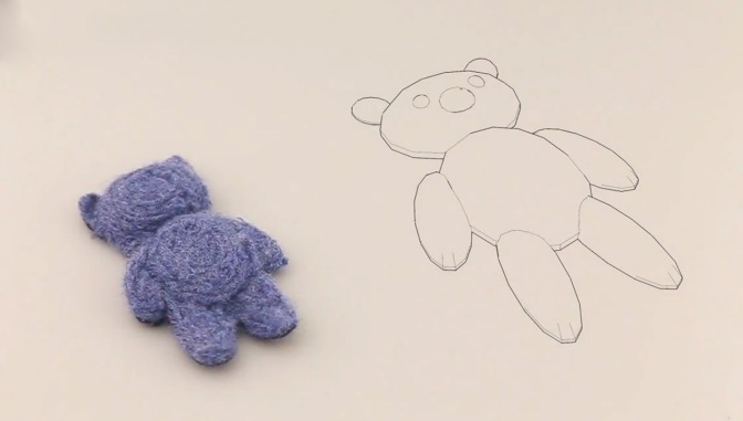 This Printer Can Make A Real Teddy Bear In A Few Hours
