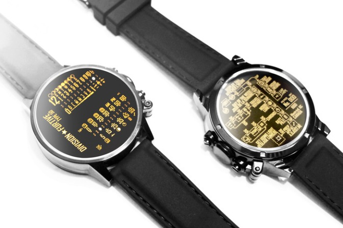 Division Furtive Introduces A Line Of Super-Secret High Tech Watches